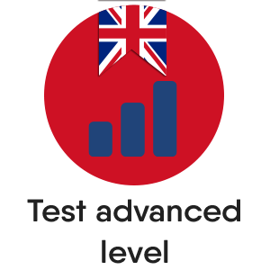 English test - Advanced Level