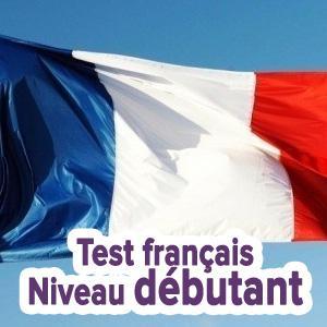 Test français - Niveau débutant