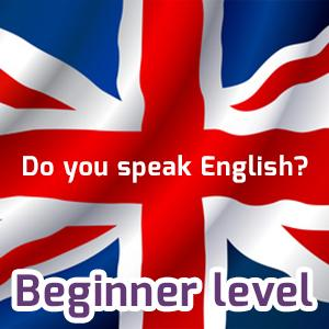 English test - Beginner level