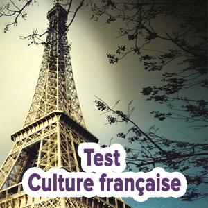 Test Culture française