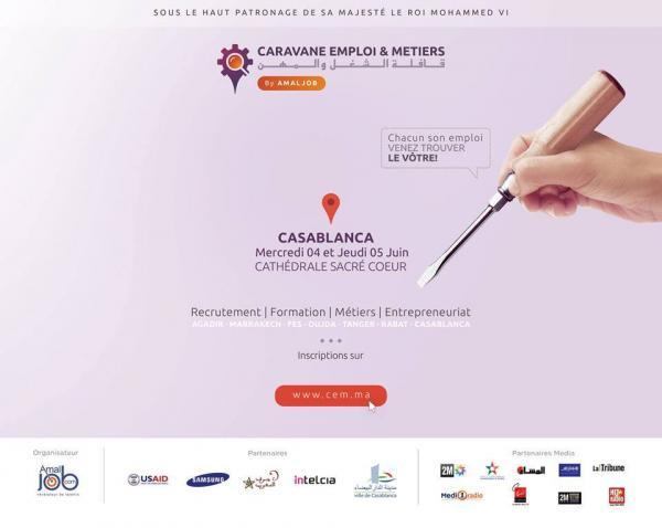 centre d u0026 39 appel acticall maroc